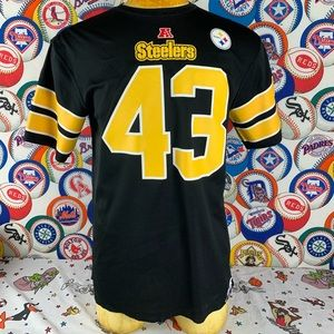 Pittsburgh Steelers Reservable Practice Jersey